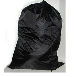 Laundry Bags Nylon Black 22