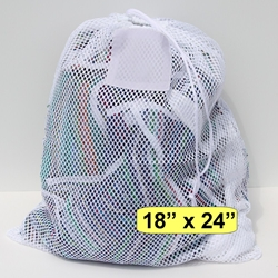 Mesh Net Bag White